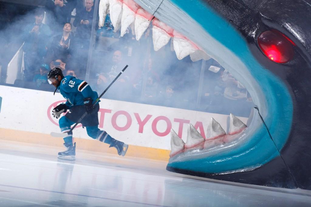 Winnipeg Jets v San Jose Sharks