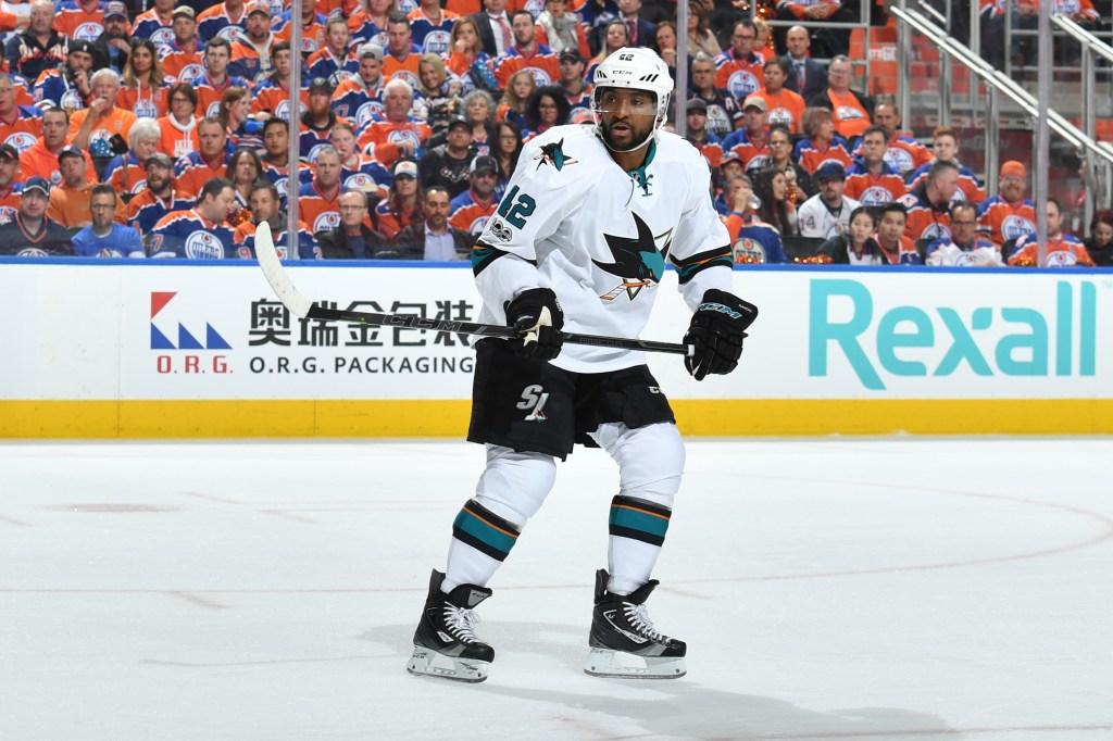 San Jose Sharks v Edmonton Oilers - Game Five