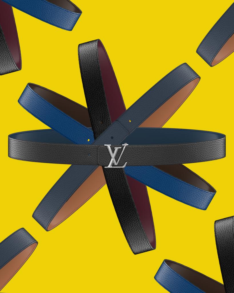 My LV Belt