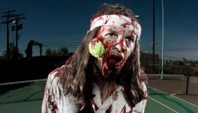 zombie tennis player