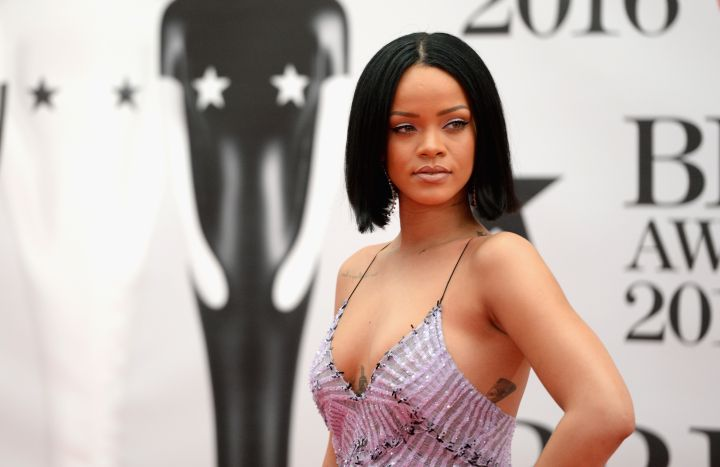 #NationalNoBraDay: Rihanna Shows Us How to Let It All Hang in 25 Photos