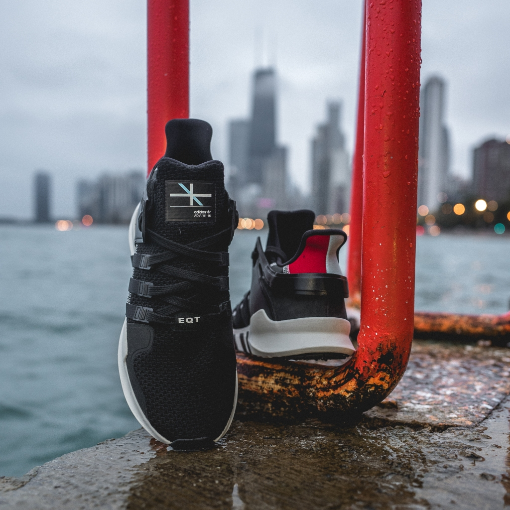 adidas Originals Chicago   EQT Support ADV Wicker Park