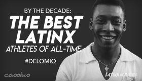 Best Latinx Athletes Pele