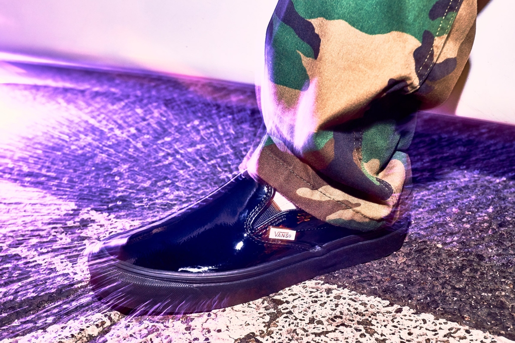 Vans for Opening Ceremony