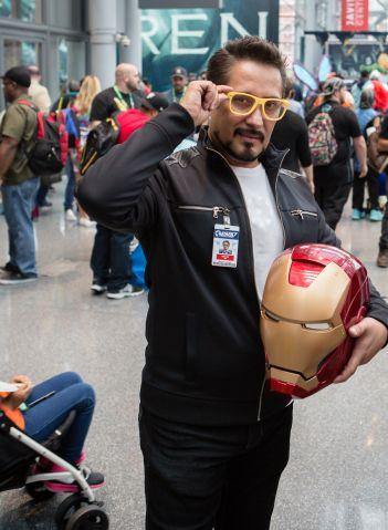 Comic Con 2017 Day 1