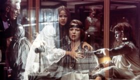 On the set of Exorcist II: The Heretic