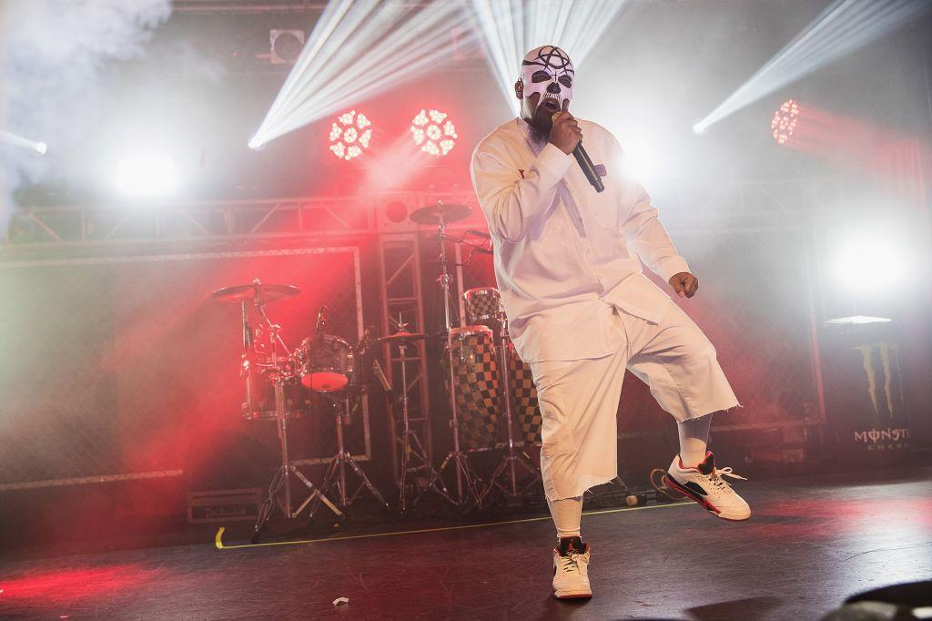 Tech N9ne Performs At Showbox Sodo