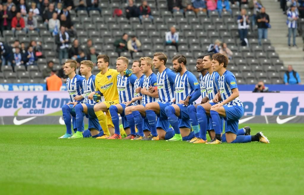 Hertha BSC v Schalke 94 - Bundesliga