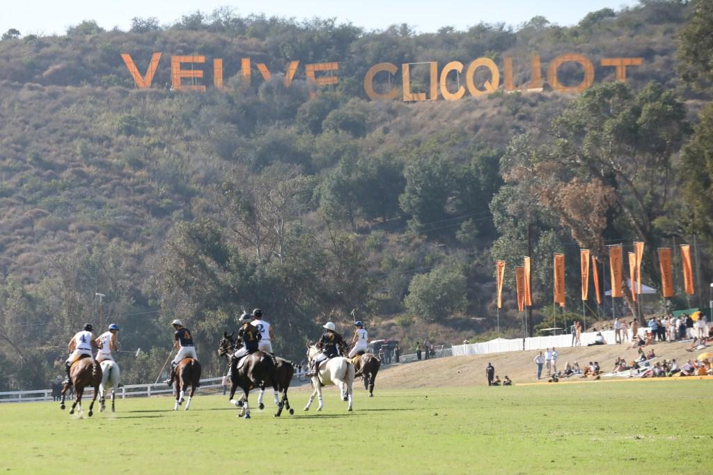 8th annual Veuve Clicquot Polo Classic Los Angeles