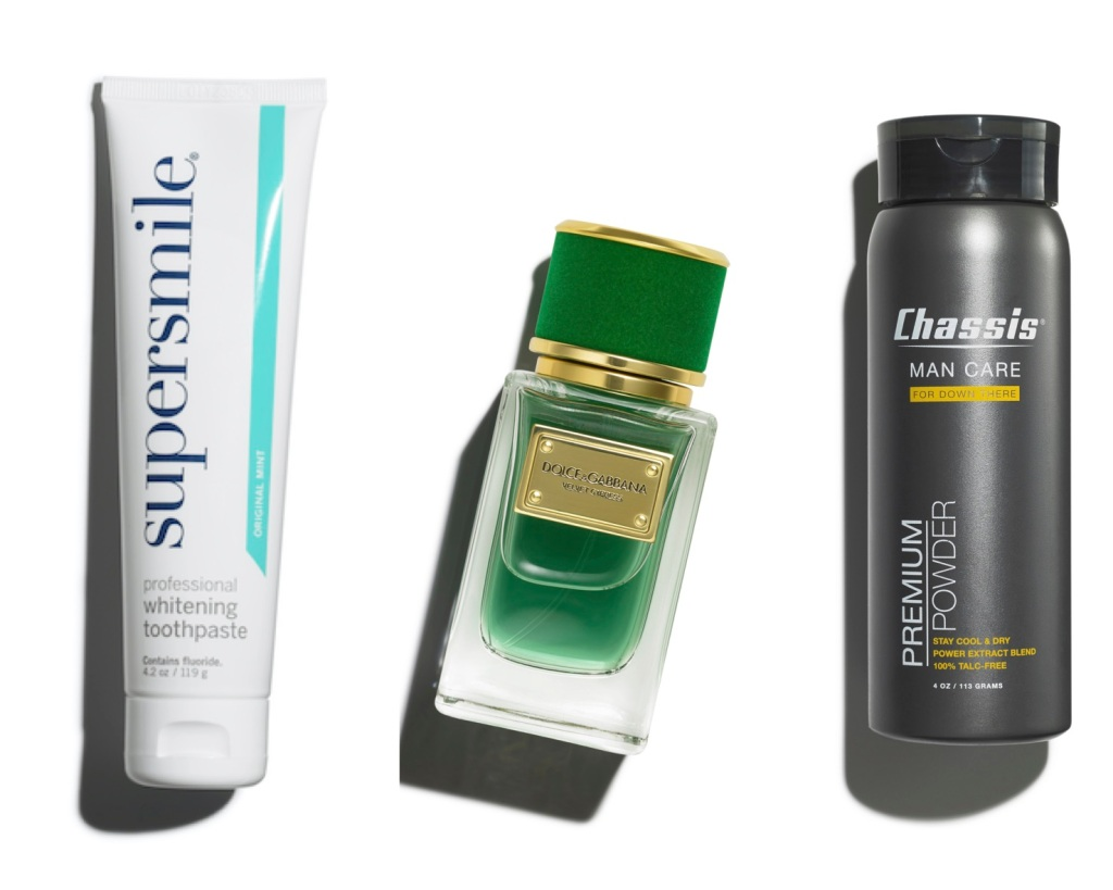 Grooming Awards- Body & Fragrance