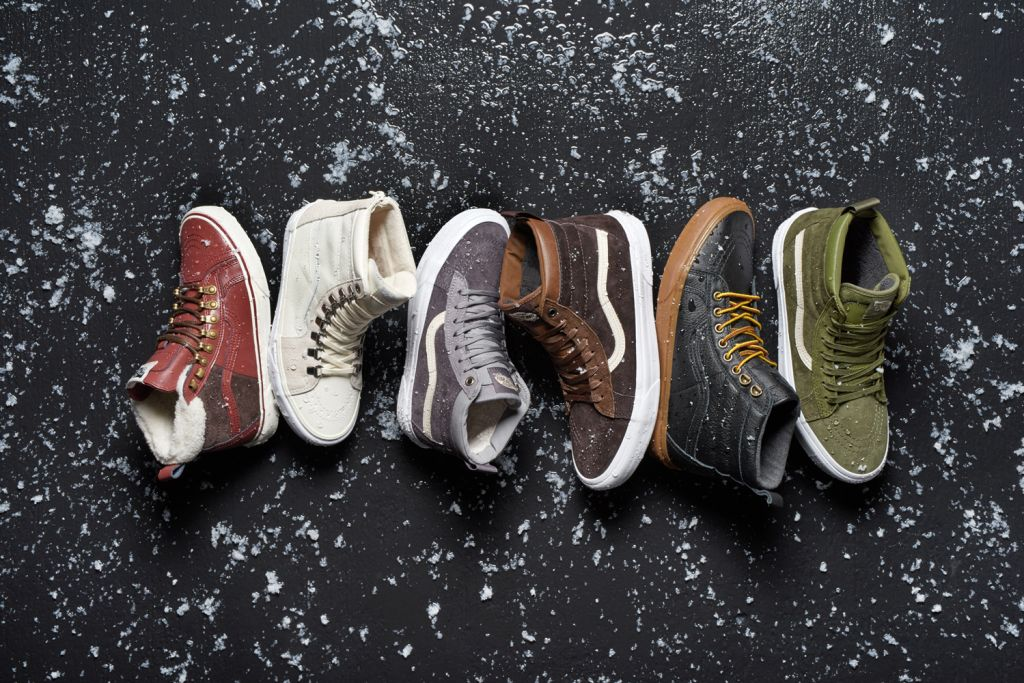 Vans All Weather MTE Collection Introduces New Silhouettes