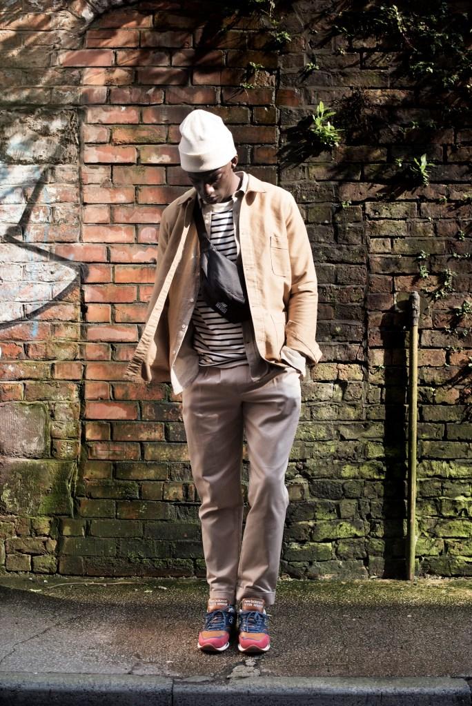 New Balance x MADE UK Modern Gentleman Pack