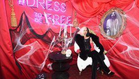 Cardi B Dress to be Free