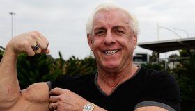 Hulk Hogan Arrives In Australia Ahead Of Hulkmania Tour