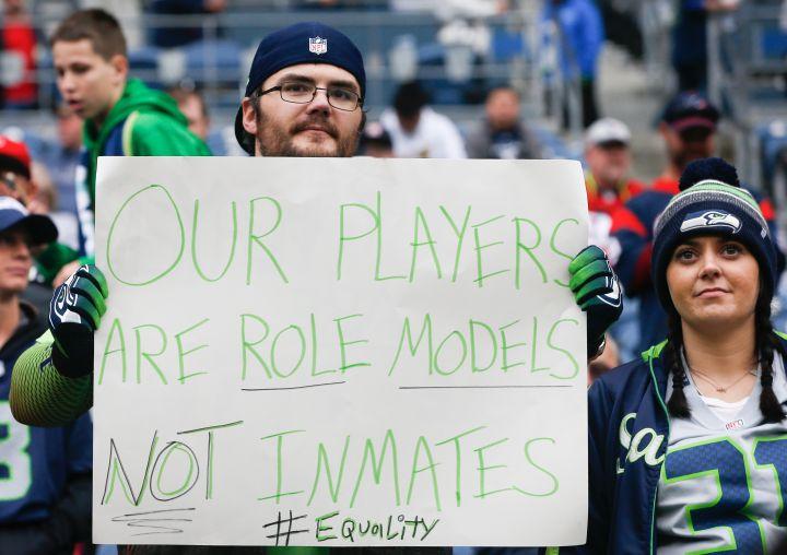 NFL Protests Spark a National Conversation