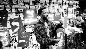 Big Sean Reveals His PUMA Suede 50 Drop at ComplexCon