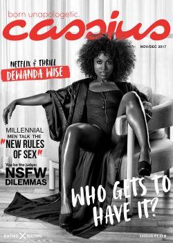 Cassius Issue Nov Dec 2017