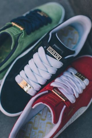 50 YEARS OF PUMA SUEDE - The B-Boy Pack
