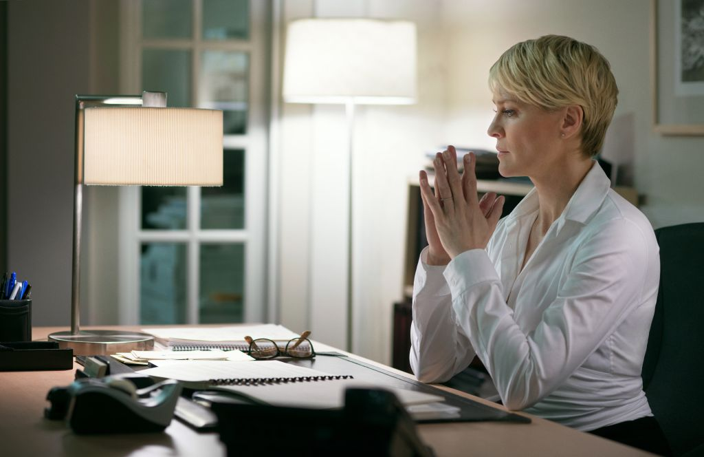 House of Cards – Claire Underwood