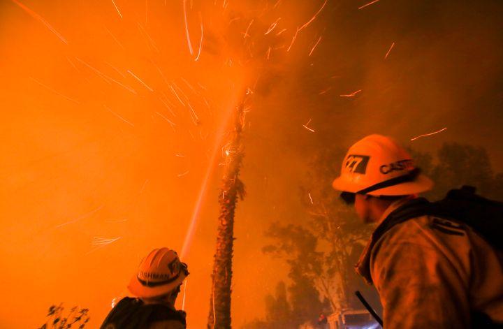 Wildfires Ravage California