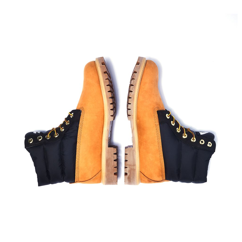 The North Face x Timberland