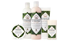Nubian Heritage Abyssinian & Chia Seed Collection