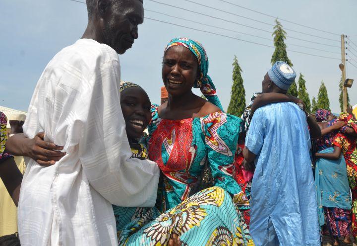 Boko Haram Releases 82 Girls