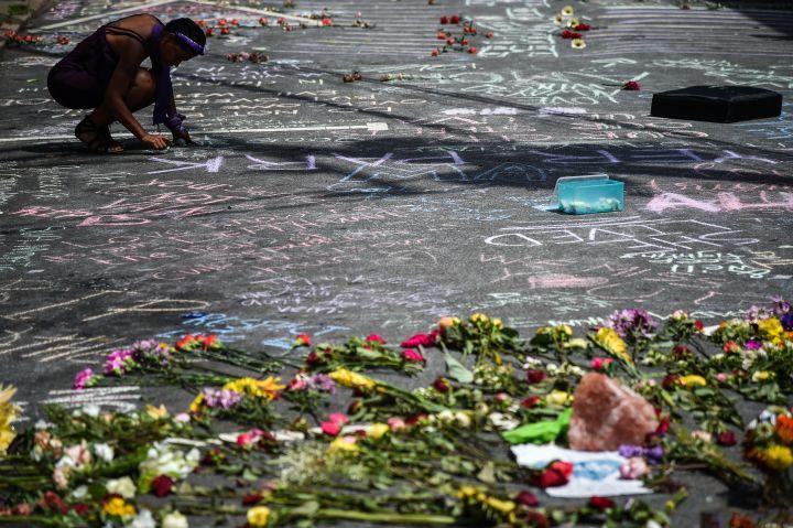 Charlottesville Mourns the Death of Heather Heyer