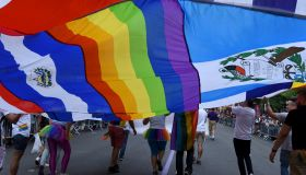 LGBT Community Celebrate 25 years of the Queens Pride Parade