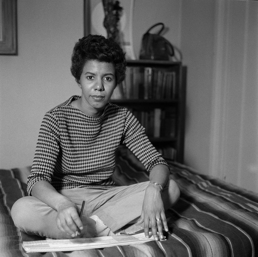 Lorraine Hansberry Portrait Session