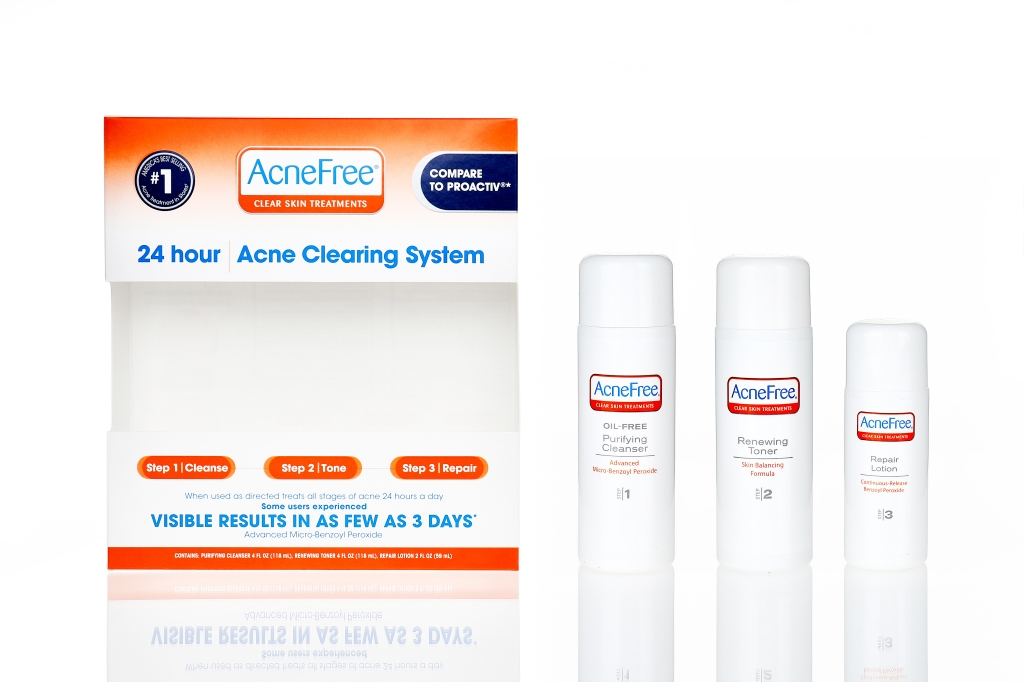 AcneFree 24 Hour Clearing System