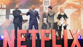 'Bright' Premiere in Tokyo