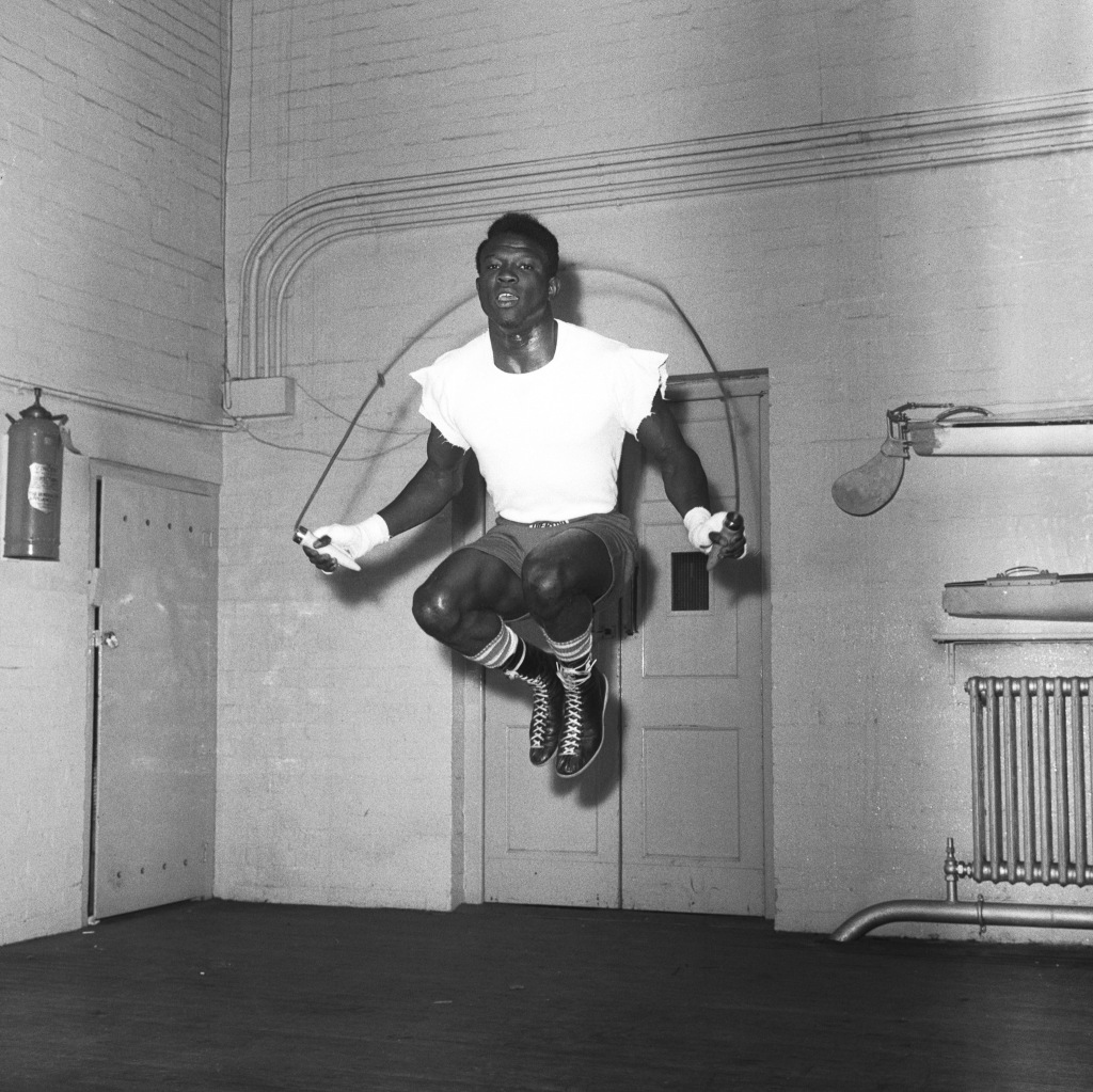 Boxing - Emile Griffith - London