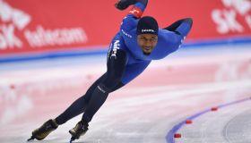 ISU World Single Distances Speed Skating Championships - Gangneung - Day 3