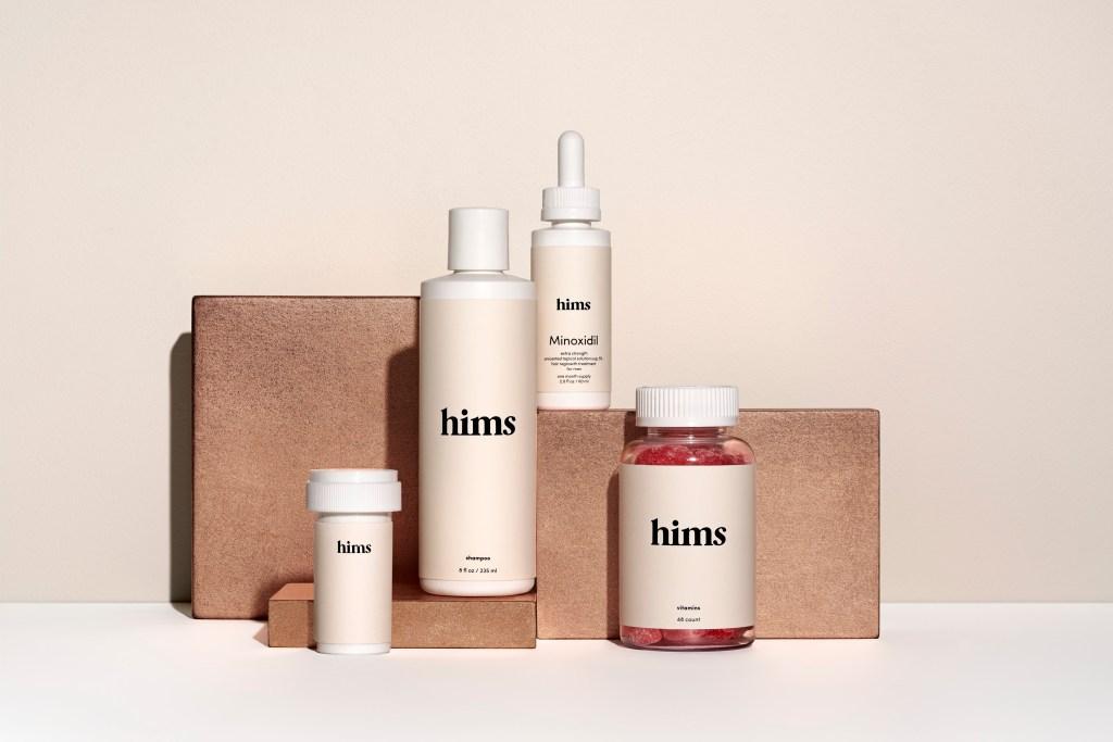 hims. Grooming Line