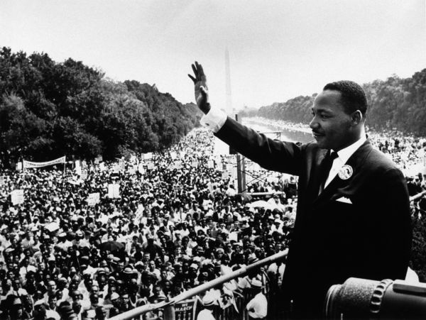 Celebre Discours De Martin Luther King