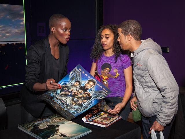 Black Comic Book Festival NYC 2018