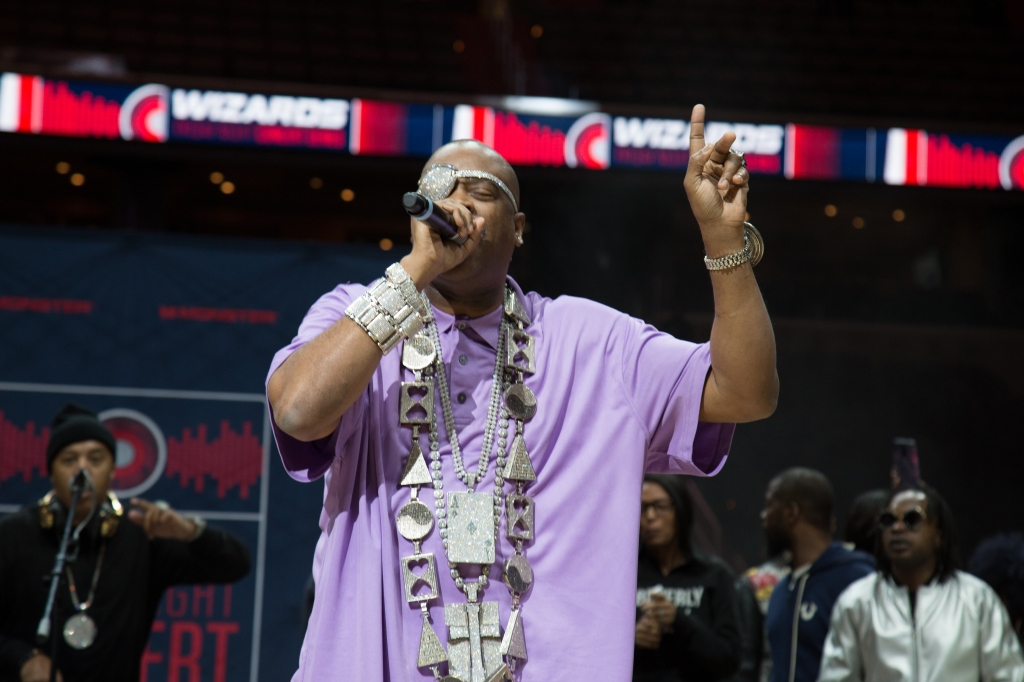 Washington Wizards Concert Series - Hip Hop Night