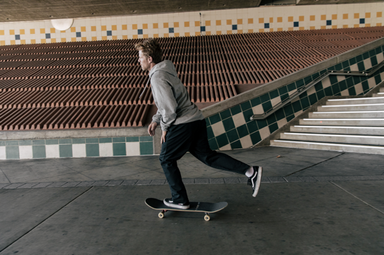 Vans Debuts Landmark Skate Apparel Innovation