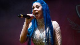 Cardi B And Machine Gun Kelly In Concert - New Orleans, Louisiana