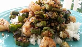 food-shrimp-rice-wells-fargo