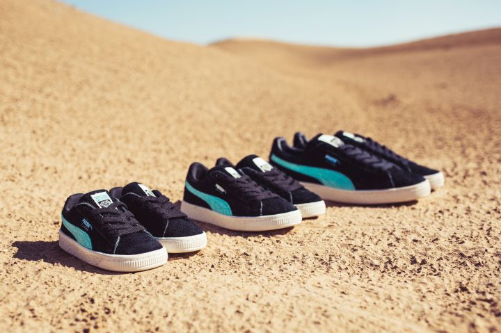 PUMA x Diamond Supply