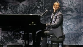 John Legend performs live in Liverpool