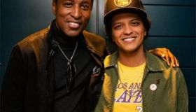 Babyface and Bruno Mars