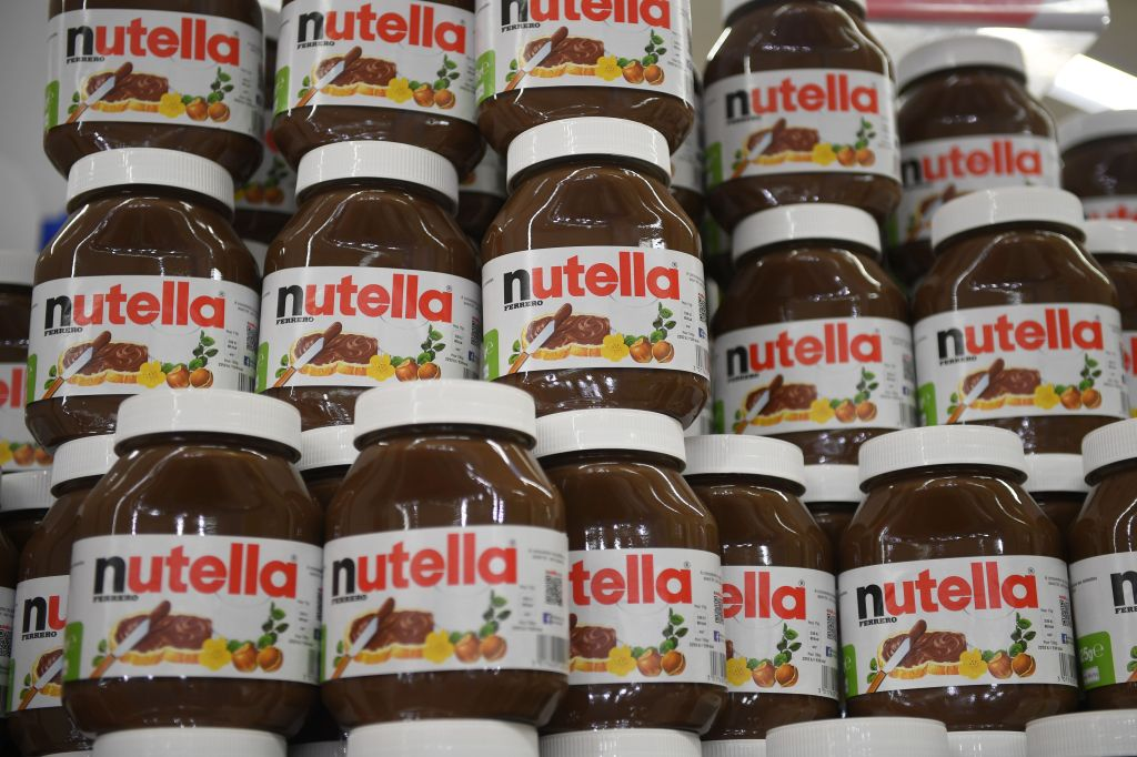 FRANCE-FOOD-NUTELLA-ECONOMY-SOCIAL-CONSUMPTION