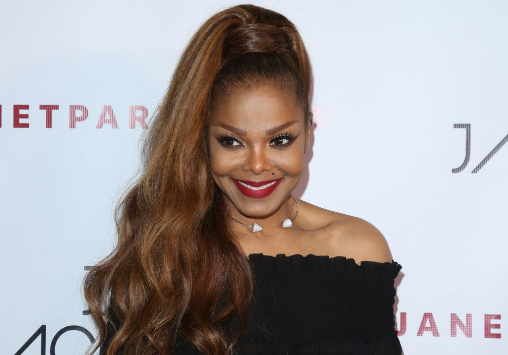 Janet Jackson's State Of The World Tour After Party - Arrivals