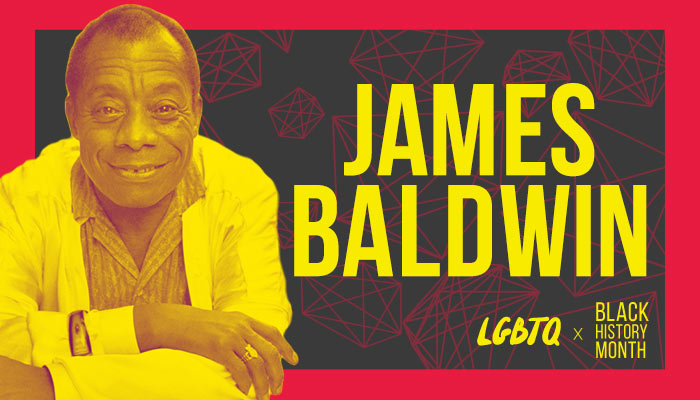 James Baldwin Black History Month