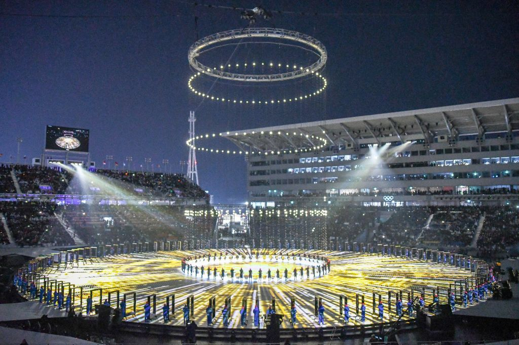 Opening Ceremony Of The 132nd IOC Session - Winter Olympics