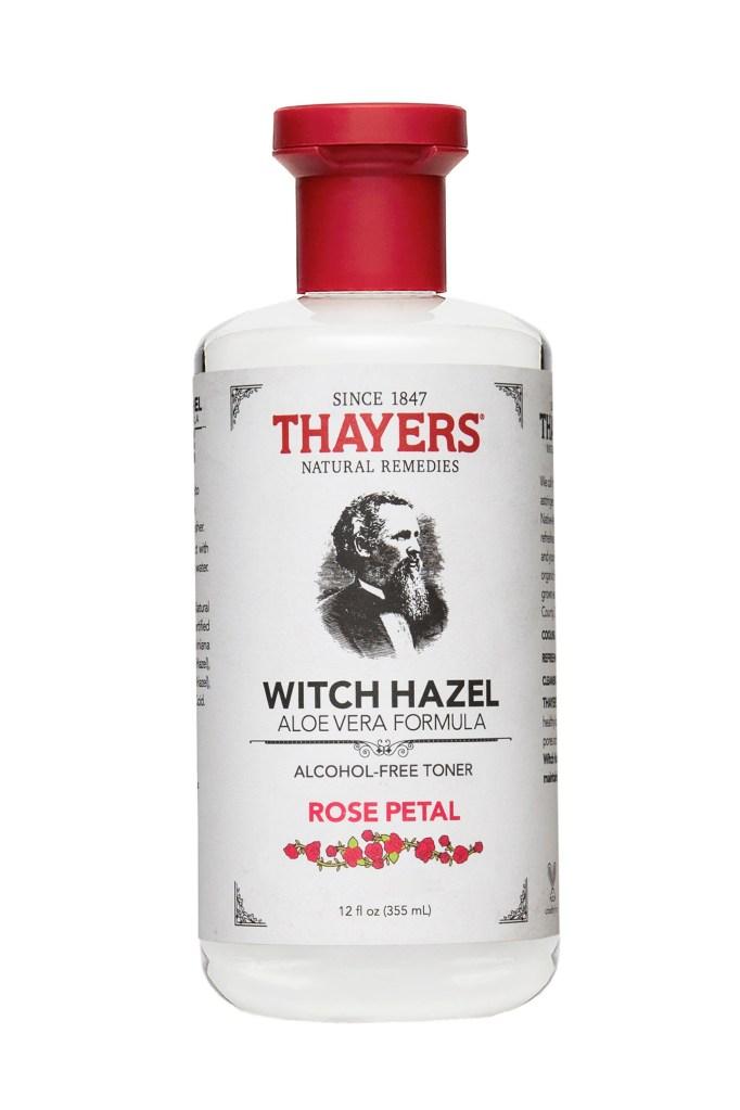 Thayer Rose Petal Witch Hazel Toner