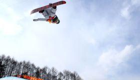Snowboard - Winter Olympics Day 3